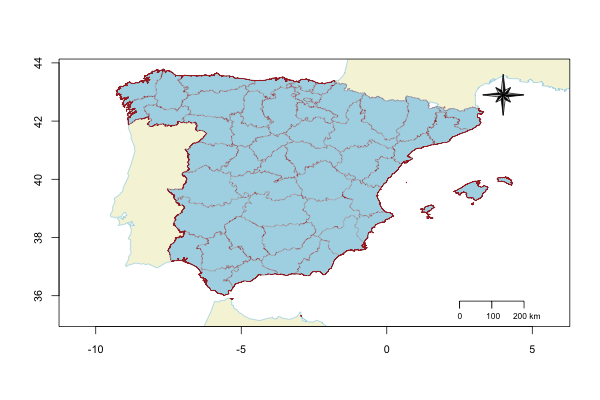 How to get good maps in R and avoid  the expensivesoftwares